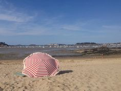 @Georgie_T - #ForAnyone St Malo from a small beach in dinard.