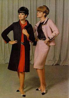 vintage chanel 1965