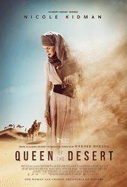 Queen of the Desert Poster