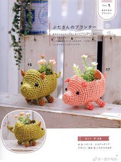 Crochet Basket Pattern, Crochet Diagram, Easy Crochet Patterns, Crochet Designs, Quick Crochet, Crochet Home, Cute Crochet, Beginner Crochet Projects, Crochet For Beginners