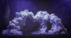 Reef Tank Aquascapes - custom built by R&R Aquascapes, UK