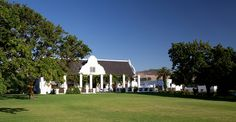 South Africa might be considered a new world wine region, but its winemaking history dates back some 300 years. Wineries, Wine Country, South Africa, Vineyard, Dolores Park, Manor Houses, Mansions, World, House Styles