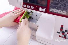 Jednoduchý návod ako ušiť kuchynskú chňapku Plastic Cutting Board