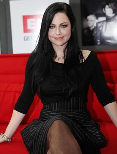amy lee | amy lee evanescence amy lee at emi get together photo credit stefanie ...