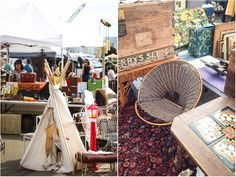 Alameda Flea and the 15 best flea markets in the country - Hither and Thither