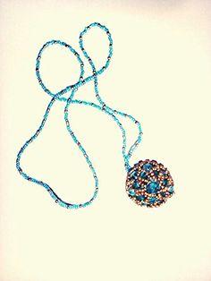 """Další z mé práce- přívěšek """"donut"""" podle předlohy v knize od Jitky Sůsové Pendant Necklace, Jewelry, Jewlery, Bijoux, Schmuck, Jewerly, Jewels, Jewelery, Drop Necklace"""