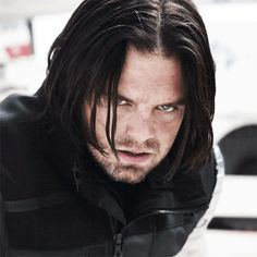 Am I the only one who has noticed that Bucky's hair is considerably darker in Civil War than it was in Winter Soldier?