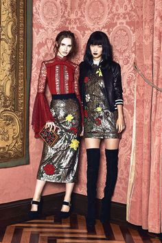 Alice + Olivia Autumn/Winter 2017 Ready to Wear Collection