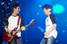 Seunghyun, hongki #ftisland #fthx_shanghai