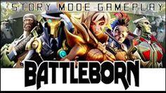 Battleborn Story mode Game-Play