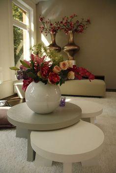 Leuke tafeltjes voor in huiskamer