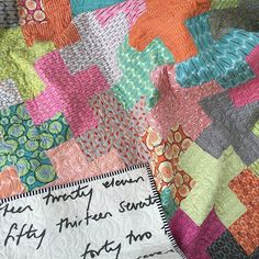 Gorgeous Plusquilt by Audrey Matthews made with FOR YOU fabrics, Zen Chic for Moda