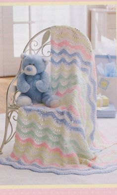 Baby gifts Knitting & Crochet pattern PDF instant download. Blanket, Cardigan, Rattles, Booties, Top. knitting pattern, crochet pattern by EdithCrafts on Etsy