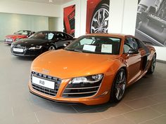 Audi GT at our Watford Audi Centre! Audi R8 Gt, Audi Dealership, Watford, New And Used Cars, Centre, London, London England, Watford F.c.