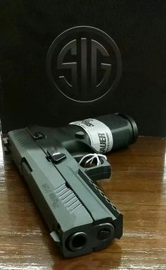 Tactical Pistol Sig P320 Sauer You Magazine Handgun Firearms Sg 550 Grenades Cool Guns