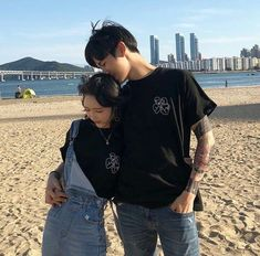 Image about girl in male ulzzangs by 𝗶𝗰𝗼𝗻𝘀 on We Heart It Cute Asian Guys, Asian Love, Cute Korean, Matching Couple Outfits, Matching Couples, Korean Aesthetic, Couple Aesthetic, Relationship Goals Pictures, Cute Relationships
