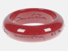 Oscar De La Renta Bracelet - http://elegant.designerjewelrygalleria.com/oscar-de-la-renta/oscar-de-la-renta-bracelet/