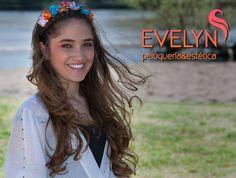 Modelo: Magalí Torres Pelo: Evelyn Heredia Make Up: Anto Bossa Accesorios: Tiara de flores Natali Maldonado Diseños. Producción: Grupo Faro PH: López