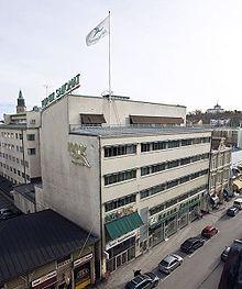 Turun Sanomien toimitalo (Aalto 1930) Alvar Aalto, Helsinki, International Style Architecture, Finland, Multi Story Building, Rationalism, Famous Architects, Modern Architecture, Style