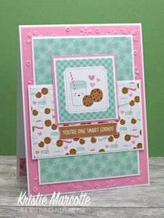 I just finished another Christmas 6x6 paper pad. It's so exciting to have more Christmas cards done and it isn't even November yet. I used ...