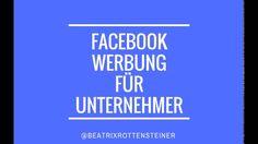 Beatrix Rottensteiner - Online gefunden werden Rotten, Calm, Facebook, Music, Youtube, Things To Do, Advertising, Musica, Musik