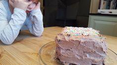 Vannvittig god sjokoladekake