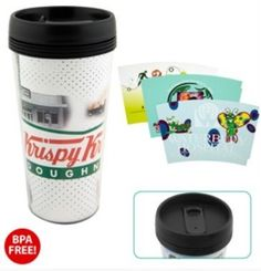 You create the label and we provide the mug!   #promotional #products #mugs