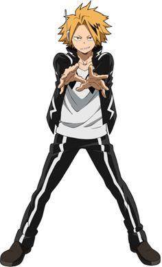 Denki Kaminari | Boku no Hero Academia Wiki | Fandom powered by Wikia