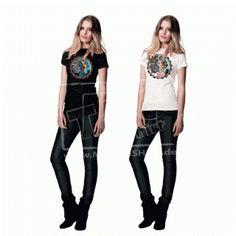 my-tagshirt - Damen Slimfit T-Shirt - Soul Diva - 100%...