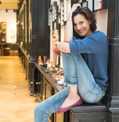 Ines de la Fressange has opened a boutique on the Left Bank, a lifestyle and vintage haven in the heart of Saint-Germain-des-Prés.
