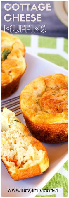 Southwest Cottage Cheese Egg Muffins Southwest Cottage Cheese Muffins These southwestern inspired cottage cheese muffins are the perfect high protein, healthy-go-to, savory and cheesy breakfast or snack! Healthy Breakfast Muffins, Breakfast Cups, Breakfast Casserole, Best Breakfast, Healthy Breakfasts, Cottage Cheese Breakfast, Cottage Cheese Eggs, Brunch Recipes, Breakfast Recipes