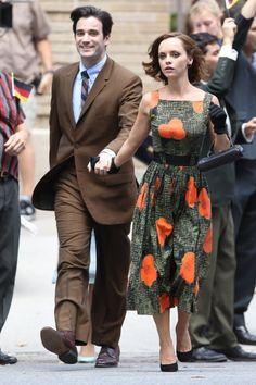 gorgeous 50s fashion, modernized. #fashion   ...