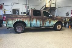 Lincoln Mark LT Rust Wrap | Skepple Inc