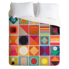 Garima Dhawan Awake 1 Duvet Cover | DENY Designs Home Accessories