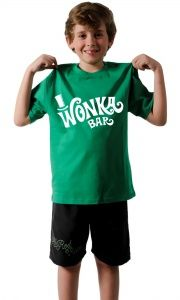 Camiseta Wonka