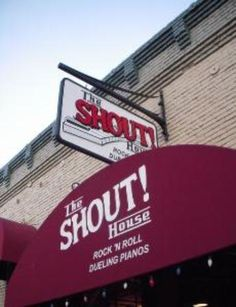 The Shout House in Downtown  Gaslamp San Diego    Review at foodfinder net