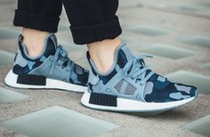ADIDAS ORIGINALS Nmd Xr1 Sneakers In Gray By9925 Gray