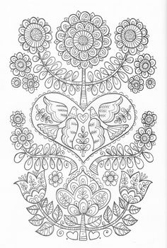 Colorarty 48 Watercolor Pencils Set - Professional Colored Pencils for Adult Coloring & Artists, Art Soft Vibrant Color Cores, Inc. Free Adult Coloring Pages, Coloring Book Pages, Printable Coloring Pages, Coloring Sheets, Colorful Drawings, Colorful Pictures, Mexican Folk Art, Mandala Coloring, Line Drawing