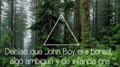 Love of Lesbian - Club de fans de John boy