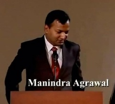 Manindra Agrawal : A History of Primes  http://www.youtube.com/watch?v=DL907m76eJE