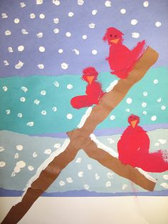 Kindergarten Cardinals