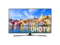 Samsung 108 Cm ( 43 Inches ) UA43KU7000 Ultra HD 4K Smart LED TV With Wi-Fi® Direct