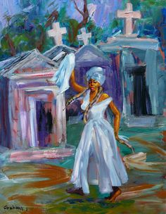 Hoodoo Magick Rootwork:  #Marie #Laveau, the most renowned #Voodoo Queen in the world. New Orleans own and don't you forget it.