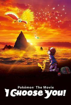 Disney XD to Air Pokémon the Movie: I Choose You on 11/25/2017 by Mike Ferreira