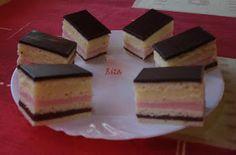 TraRita sütödéje és egyéb munkái : Színeske Hungarian Recipes, Hungarian Food, Nutella, Cheesecake, Food And Drink, Cooking Recipes, Cookies, Baking, Sweet Ideas