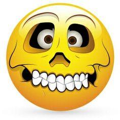 'Cool funny monster' by tillhunter Images Emoji, Emoji Pictures, Funny Pictures, Funny Emoji Faces, Funny Emoticons, Smiley T Shirt, Smiley Emoticon, Emoticon Faces, Smiley Faces