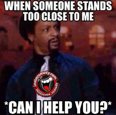 Katt Williams. I can so relate, lol!