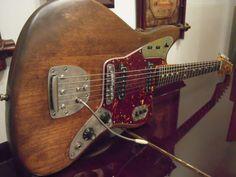 Re: sexiest Fender Jaguar ever ? - Page 3 - Harmony Central Music Guitar, Guitar Amp, Cool Guitar, Fender Guitars, Fender Usa, Guitar Inlay, Fender Jaguar, Vintage Guitars