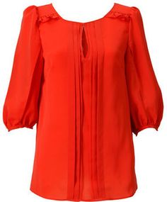 Bell sleeve blouse / ShopStyle: Jill Stuart Jill Blouse