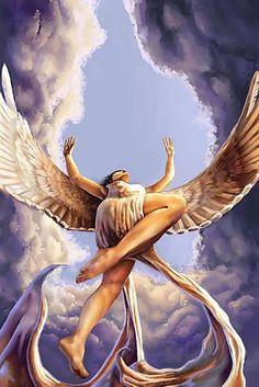 The ascended masters are helping you shift your thoughts to the empowering level… Angels Among Us, Angels And Demons, I Believe In Angels, Ange Demon, Ascended Masters, Angel Pictures, Angel Images, Guardian Angels, Mythology